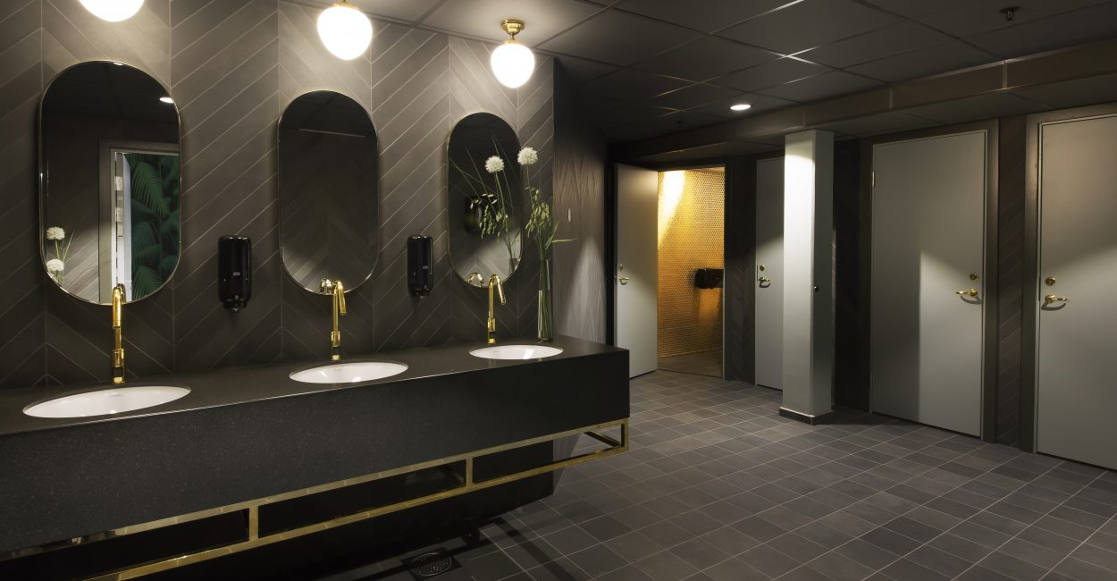 St. Olavs plass public rest room