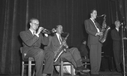 Edderkoppen Karlsens Orkester 1949