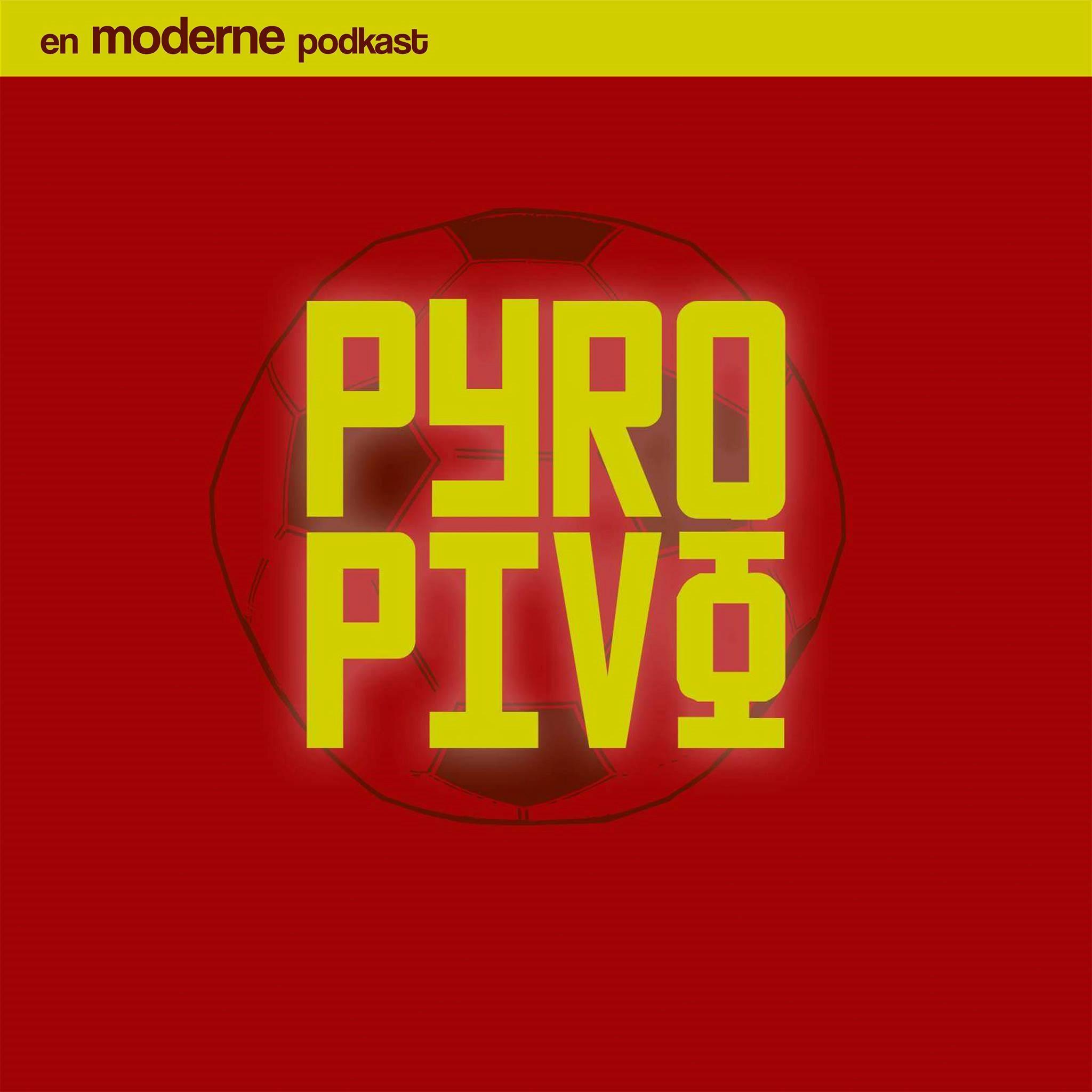 Pyro og Pivo på Edderkoppen Scene