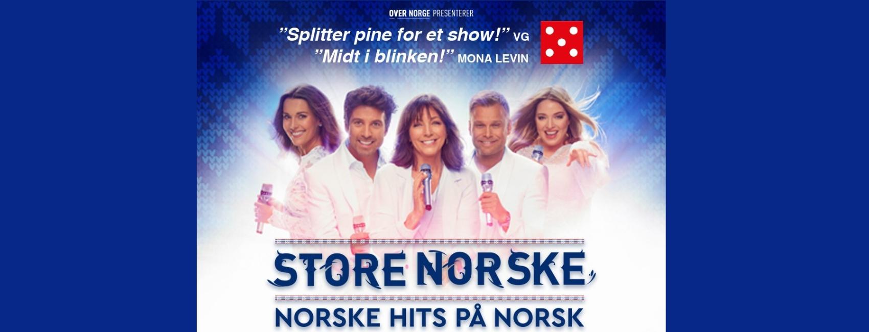 Store Norske Edderkoppen Scene
