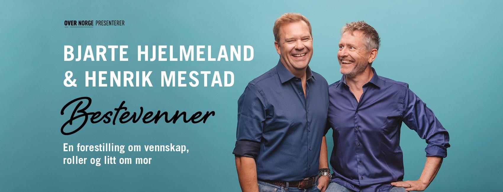 Bestevenner_Bjarte_Hjelmeland_Henrik_Mestad_Edderkoppen_Scene