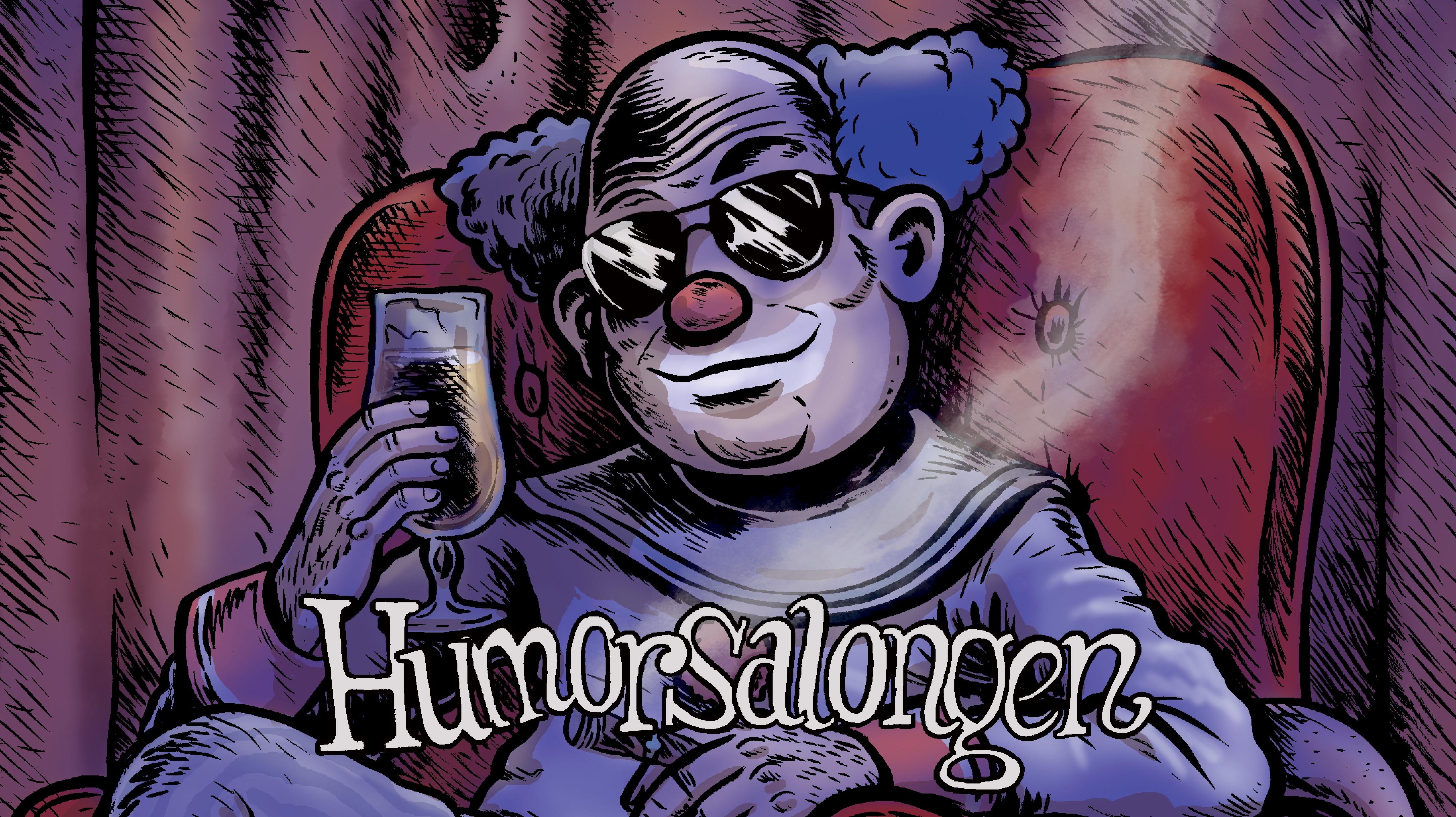 Humorsalongen-Edderkoppen-Scene-Oslo