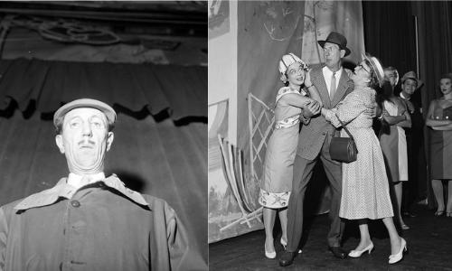 Edderkoppen Teater 1959
