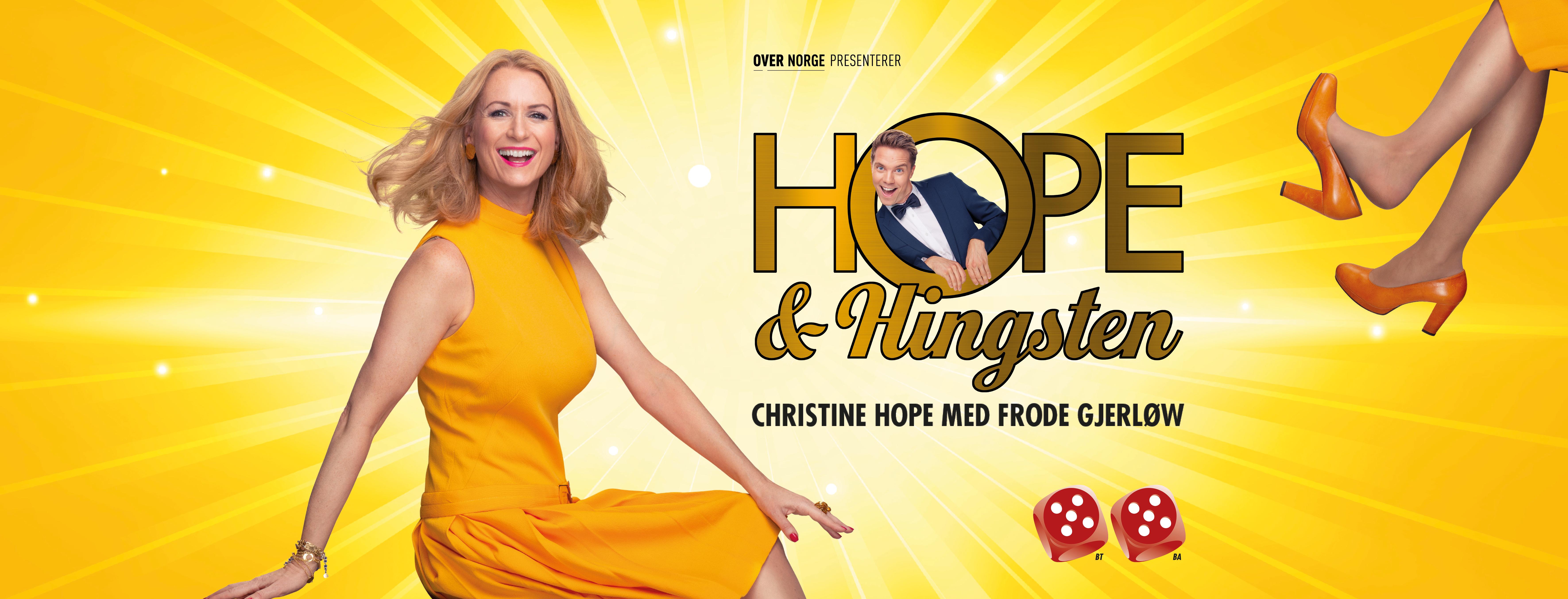 Christine Hope-Edderkoppen webside