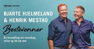Bestevenner-Bjarte-Hjelmeland-Henrik-Mestad-Edderkoppen-Scene