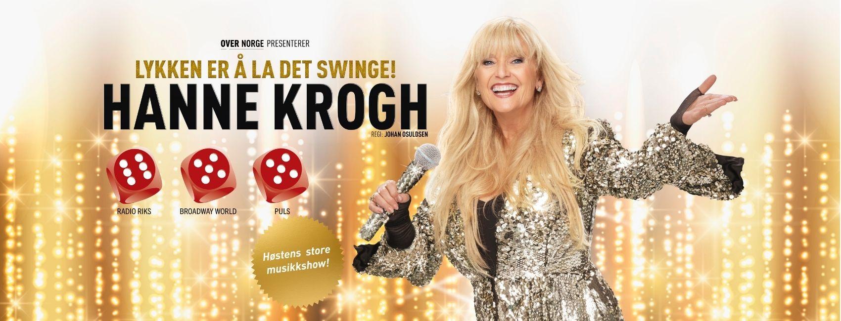 Hanne-krogh-Edderkoppen-Scene-lykken-er-å-la-det-swinge-oslo-show-terningkast